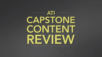 Capstone Comprehensive Review - for Educators | ATI