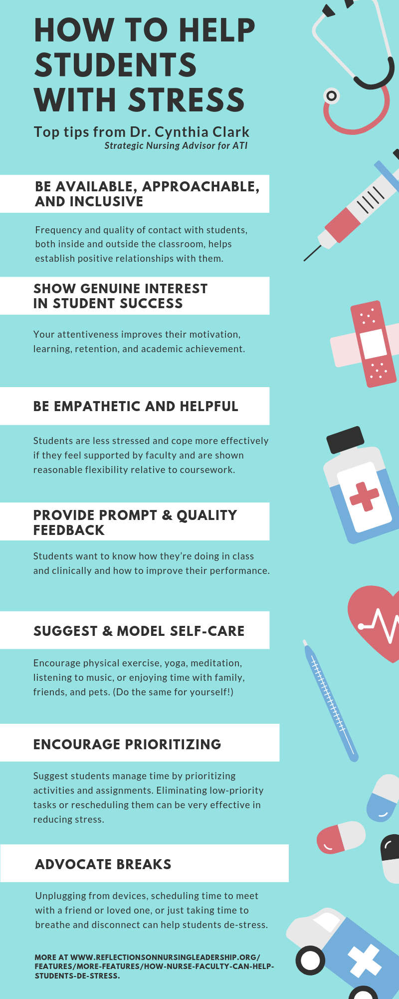 Dr. Cynthia Clark Guides Faculty on Helping Students With ...