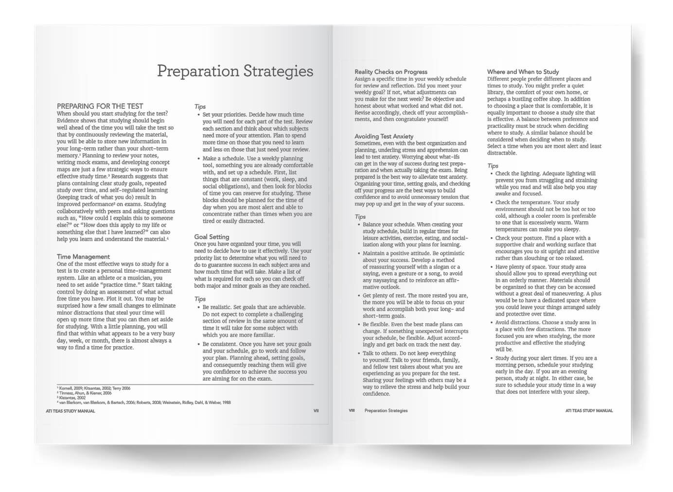 ATI TEAS Study Manual - For Students | ATI